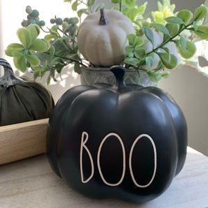 Rae Dunn Boo Pumpkin